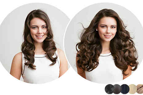 My Dress Room - 18 inch Clip In Hair Extensions - Save 75%