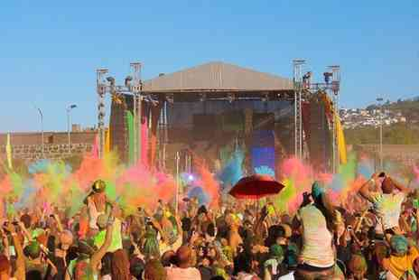 Holi One - Fast day pass ticket to the HOLI ONE colour festival - Save 43%