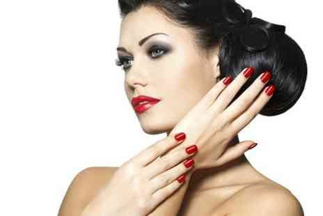 Gloss Nail Salon - Deluxe Manicure and Pedicure - Save 58%