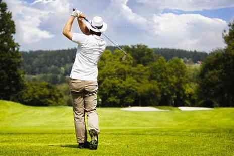 The Kent and Surrey Golf Club - 18 Golf Holes  For Two  - Save 67%