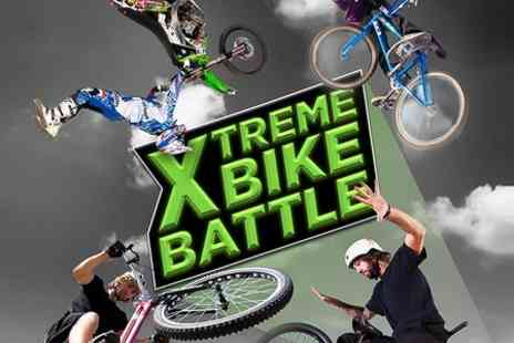 Extreme Bike Battle -  Entry For Child to Xtreme Bike Battle - Save 30%