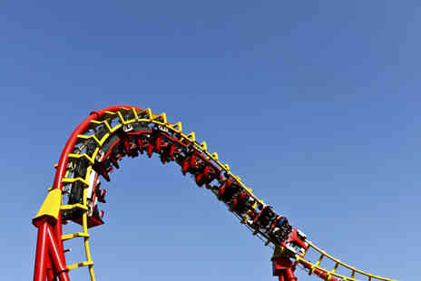 Adults Thorpe Park Break - One Night B&B in Croydon with perks - Save 31%