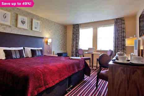 Hallmark Hotel Gloucester - Overnight Stay for Two People in the Timeless Cotswolds - Save 49%