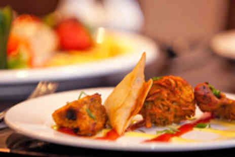 Spice Lounge - Classic Indian Meal for Two - Save 57%