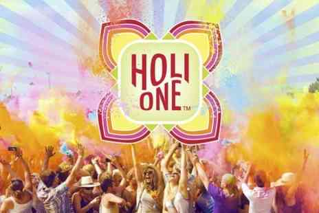 Holi One - Day Pass With Five Bags of Powder  - Save 43%