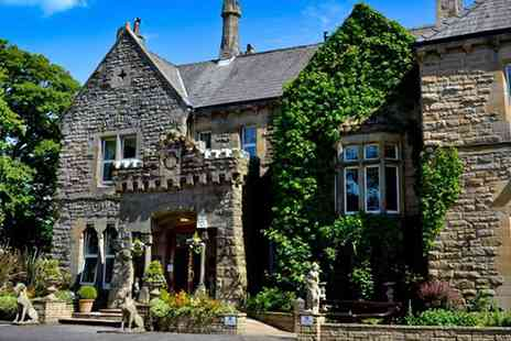 Hunday Manor Country House Hotel - Two Night Country House Break in Cumbria - Save 64%