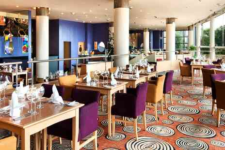 Hilton Belfast - Dinner & Bubbly for 2  - Save 43%
