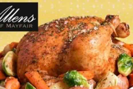 Allens of Mayfair - Large Gourmet Meat Pack - Save 50%
