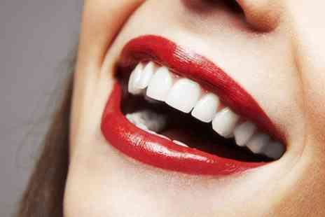 Smileright Dental Clinics - Laser Teeth Whitening Plus Dental Check Up  - Save 73%