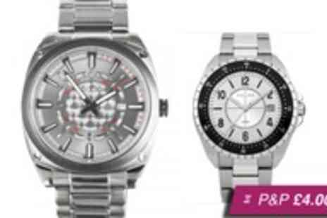 Brand Arena - Choice from a selection of Police mens watches - Save 75%