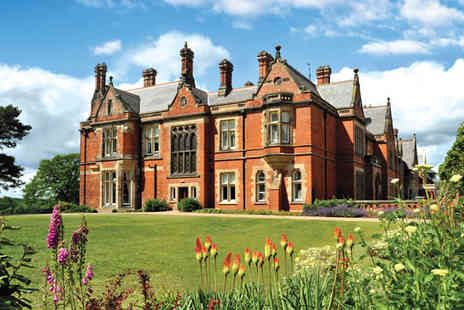 Rockliffe Hall - Bed and Breakfast at a Luxury 5 Star Hotel - Save 46%
