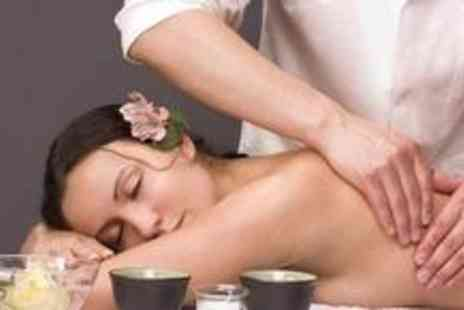 The Beauty Box - Indian head massage, an express facial and a lash and brow tint - Save 72%
