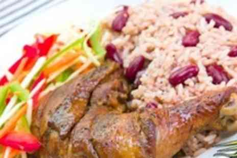 Divine - Two Courses of African and Caribbean Cuisine For Two - Save 60%