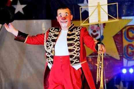 Circus Ginnett - Entry For Two Tickets  - Save 50%