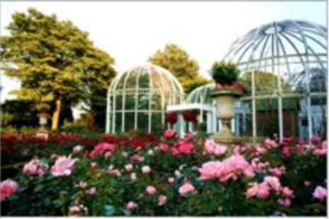 Birmingham Botanical Gardens  - Break with Bed and Breakfast - Save 16%