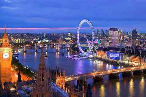Travel Nation Direct - Two night stay with Breakfast in London - Save 47%