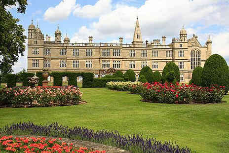 Queens Head Inn Burghley House Break - Two nights BB and tickets for Burghley House - Save 28%