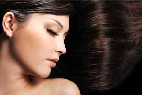 Bellisimo - Wash cut Moroccanoil treatment and blow dry with a senior stylist - Save 60%