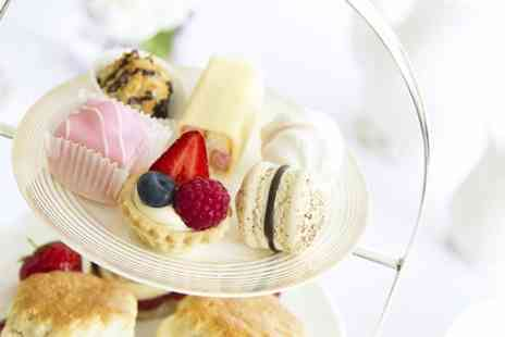 Stratton House Hotel - Afternoon Tea With Sparkling Wine For Two - Save 42%