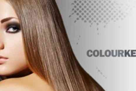 Colour Keys - Brazilian Blowout Anti Frizz Blow Dry Treatment With Dry Cut - Save 61%