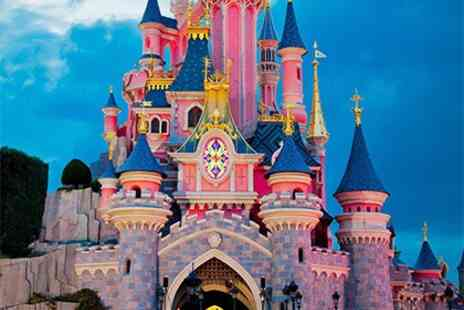 Tour Center - Two Nights Disneyland Stay with Flights - Save 50%