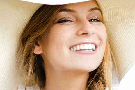 Miami Smile - Laser Teeth Whitening Treatment for One - Save 84%