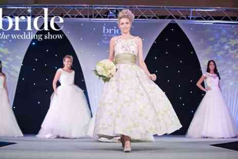Bride The Wedding Show -  Wedding Show Entry For Two  - Save 50%