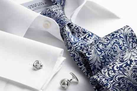 Charles Tyrwhitt - £40 To Spend Towards Shirts, Suits and Casual Attire online  - Save 50%