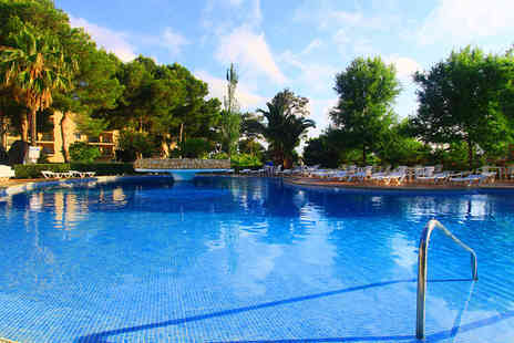 Blue Sea Holidays - Four night all inclusive Mallorca break including flights - Save 23%
