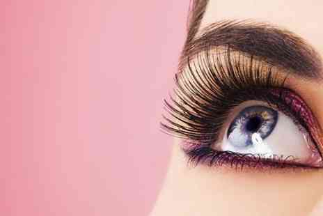 Scissorz Hair & Beauty - Hollywood Lashes  - Save 50%
