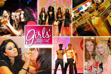 PSP Publishing - Girls Day Out ticket including goody bag glass of wine and cocktail - Save 27%