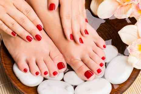 Evidence Beauty Centre - Pedicure and Callus Treatment  - Save 65%