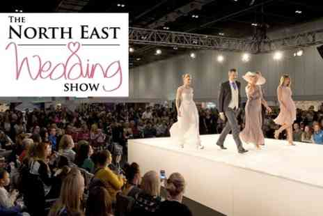 The UK Wedding Shows - Entry to The North East Wedding Show For Two  - Save 40%