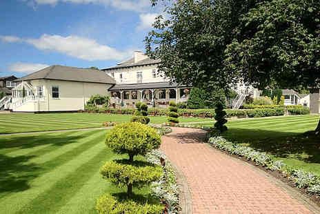 Thornton Hall Hotel - luxurious 4 star Hotel will be the ideal leisure break - Save 36%