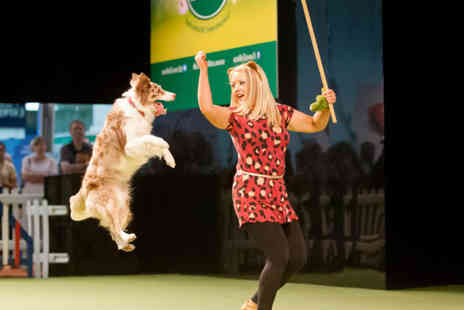 National Pet Show - Ticket to The National Pet Show - Save 27%