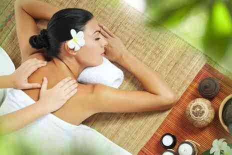 Spa 303 - Three spa treatments for one - Save 63%