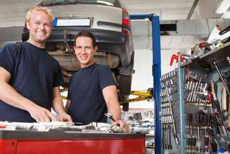 Campbells Tyres and Exhausts - Car Air Conditioning Service With Re Gas  - Save 50%