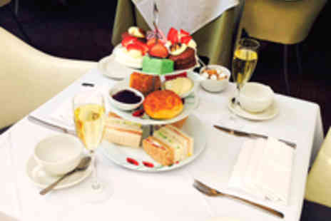 Corus Hotel Hyde Park - Hyde Park Afternoon Tea for Two with a Choice of Cava or Champagne - Save 68%