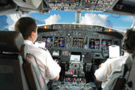 iPILOT -  30 Minute Boeing 737 Flight Simulator Experience - Save 50%