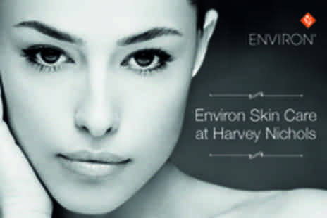 Environ Skincare at Harvey Nichols - Skin Analysis Session with Goody Bag  - Save 78%