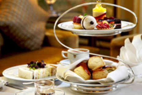 The Park Lane Hotel - Champagne Afternoon Tea for Two - Save 38%