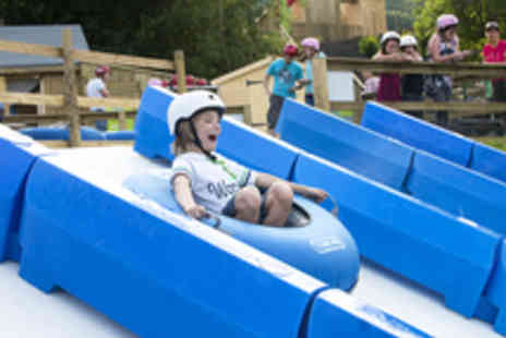 Supertubing - Ten Supertubing Rides for Two  - Save 50%
