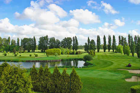 Dukes Meadows - Two Rounds of Nine Hole Golf for Two with Lunch - Save 53%
