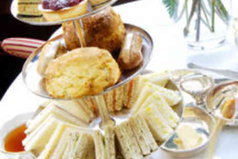 The Cafe at Hartleys - Afternoon Tea for Two - Save 50%