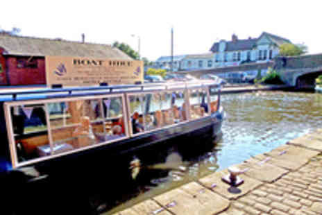 Burscough Boat Trading - Canal Cruise with Tapas for One  - Save 62%
