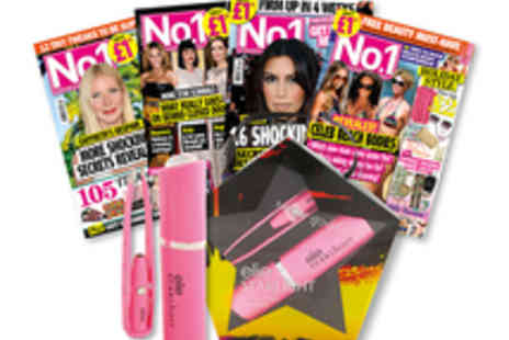 PSP Publishing - Two Year Subscription to No.1 Magazine with Free Elia Starlight Tweezers - Save 45%