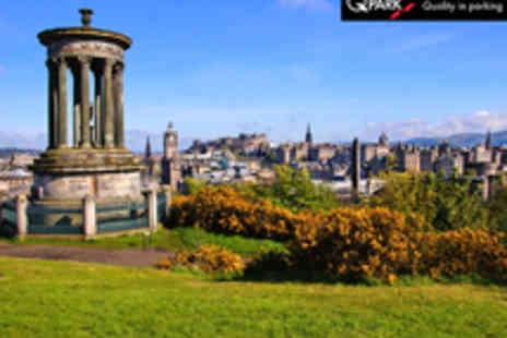 Q Park  - City Centre Parking in Edinburgh - Save 50%