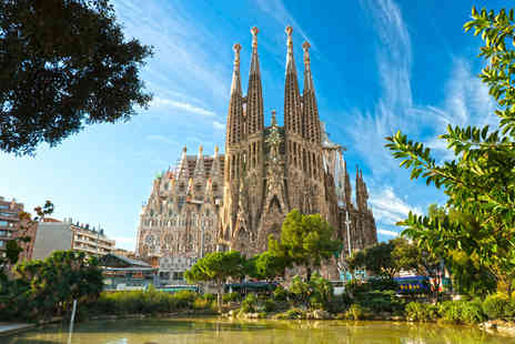 Tour Center - Two nights Barcelona break including flights   - Save 60%