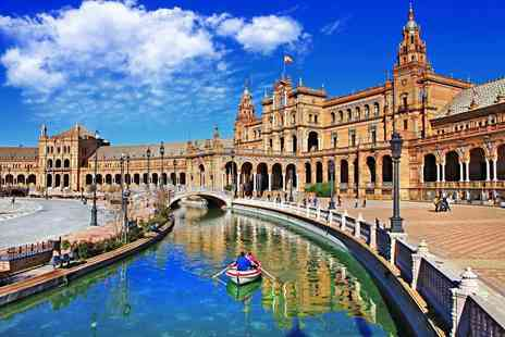 ClearSky Holidays -  Two night 3 Star Seville break including flights and breakfast  - Save 41%