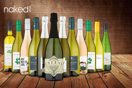 Naked Wines - Six bottle wine & Prosecco case - Save 43%